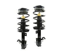 2 DTA Front Complete Struts W Springs Fit Nissan Sentra 1.8L 2014-2019