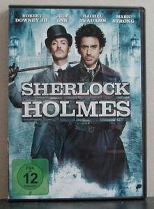 DVD Sherlock Holmes - FSK 12