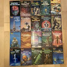 20x Terra Pabel Science Fiction Konvolut Sammlung Zukunftsroman SF Bücherpaket