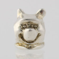 New Chamilia Bead - Sterling Silver Winnie the Pooh Dis-6 Charm Pooh Bear 925