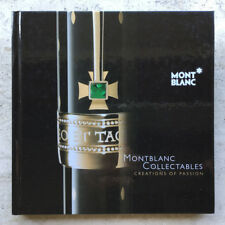Montblanc collectables. Creation of passion 2010