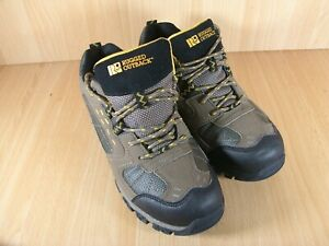 Rugged Outback Hiking Trainers Size UK 7