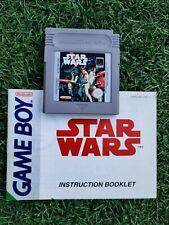 Nintendo GameBoy - Star Wars !!