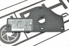 Nikon D5500 Digital SLR Bottom Base Cover With Serial Number  Repair Part EH0318