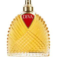 Emanuel Ungaro Diva 100ml Eau De Parfume Spray Free P&P