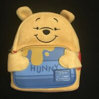 Loungefly Disney Winnie The Pooh Hunny Mini Backpack New In Hand