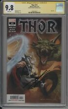 THOR #11 - CGC 9.8 - SIGNED BY DONNY CATES
