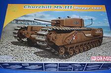 Dragon 7510 - Churchill Mk. III Dieppe 1942  scala 1/72