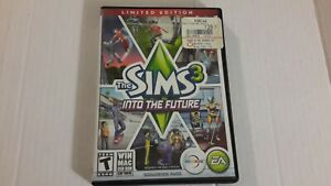 The Sims 3 Into The Future Expansion Pack EA PC MAC DVD ROM