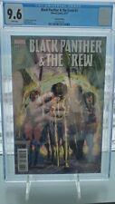 Black Panther & Crew #3 CGC 9.6 Greene Variant Marvel Avengers