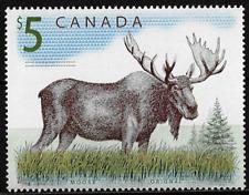 Canada Stamps — Wildlife: Moose #1693 — MNH