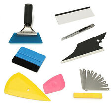 Pro 8x Squeegee Car Window Body Kits Tinting Film Wrapping Scrapter Install Tool