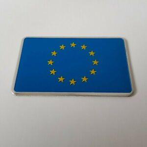 Eu Europäisch Union Flagge Abzeichen Remain für Honda Crv Hrv Jazz Civic Insight