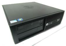 HP Compaq 4000 Pro SFF Desktop | 3.20GHz Pentium E6700 | 4gb PC3-12800 | DVD-RW