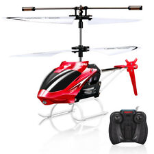 Official Syma W25 2CH RC Helicopter Infrared Control LED Light Mini Aircraft Kid