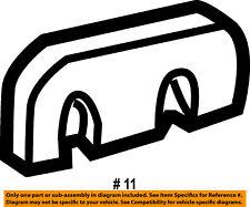 FORD OEM 92-02 E-350 Econoline Club Wagon Side Panel-Latch Shim F2UZ1527003A