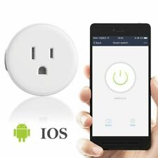 WiFi Smart Socket US Plug Phone Remote Control Timer Switch Power Socket Outlet