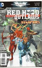Red Hood And The Outlaws #11 (NM)`12 Lobdell/ Rocafort