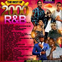 Dj Roy - Best Of 2000 R&B Souls Mix CD