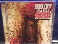 Axe Murder Boyz - Body in a Hole CD rare AMB insane clown posse twiztid Otis icp