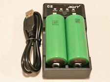 2 SONY 26650 VT 50A BATTERY 3.7v GENERIC Rechargeable  Li-ion  w/ AWT 2a charger