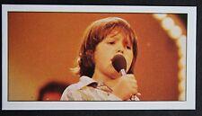 Jimmy Osmond   The Osmonds   Original 1970's Pop Star Card ## VGC