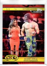 2019 Topps WWE NXT RIK BUGEZ #76 Red Parallel 1/1 Rare Wrestling SSP One-of-One