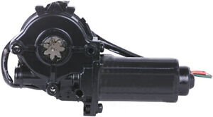 WINDOW LIFT MOTOR (REMAN) RIGHT FRONT/REAR fits: TOYOTA 4 RUNNER 1984-2002