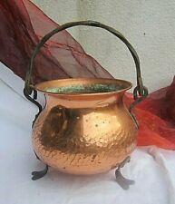 alter kupferkessel dekorativ vielseitig und auch perfekt zum räuchern