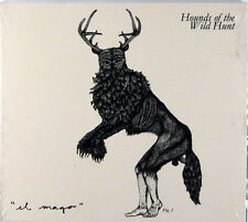Hounds Of the Wild Hunt - El Mago (CD in Gatefold Card Sleeve) New & Sealed
