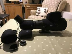 Zeiss Victory Harpia 95mm Spotting Scope + 23-70 Eyepiece + Stay On Case Used