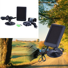 Outdoor Solar Panel Power Charger For HT-002LIM HT-002A HT-002LIM Hunting Camera