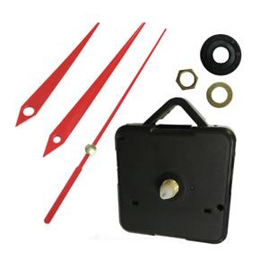 Quartz Battery Wall Clock Movement Mechanism DIY Repair Tool Replace Parts Sets
