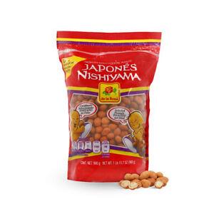 De la Rosa Japanese Peanuts, Cacahuate Japones (buy 2 get1 Free!!)
