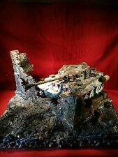 1/32Diorama For Force's of valor soldiers,tanks& 21century Custom Made Display