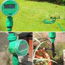 Automatical Garden Digital Irrigation Water Timer Controller Sprinkler System