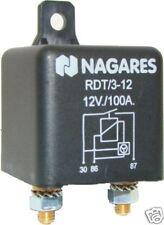 Relé Separador Baterías Automático Nagares RDT/3-12 Rele Trennrelais VW T5 Vito
