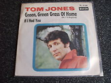 Tom Jones-Green Green Grass of Home 7 PS-Made in Germany
