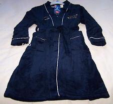 West Coast Eagles AFL Boys Fleece Dressing Gown Size 7 / 8 New