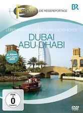 DVD Dubai und Abu Dhabi von Br Fernweh das Reisemagazin mit Insidertipps auf DVD