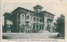 CARTOLINA d'Epoca - VARESE : Busto Arsizio 1934 : CURE ELIOTERAPICHE BAMBINI!
