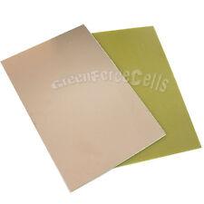 1 Copper Clad Laminate Circuit Boards FR4 PCB Single Side 12cmx18cm 120mmx180mm