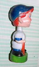 vintage New York Yankees plastic baseball player #4 bobble head