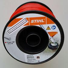Mähfaden 2,7mm x 215Meter, rund, Stihl, 0000 930 2227, Motorsense
