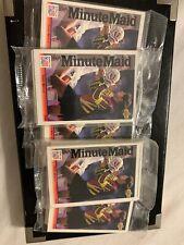 1994 Upper Deck Minute Maid Soccer Set (25) World Cup '94 All-Star Team OFERTA 5