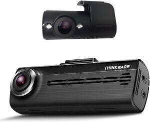Thinkware Dashcam F200 2CH, 2CH Plug & Play with Infrared Internal Camera