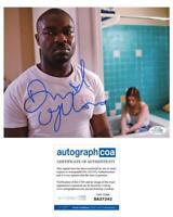 "David Oyelowo ""Captive"" AUTOGRAPH Signed 'Brian Nichols' 8x10 Photo ACOA"