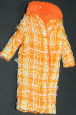 *Vintage Barbie 1969 Made For Each Other #1881 Coat-Has Some Loose Threads 00000417