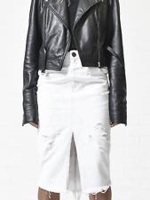 One Teaspoon - BNWT White Beauty Cadillac Skirt Size 24