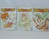 Inukami! Vol. 1-3 Manga Graphic Novel Book Lot in English Mari Matsuzawa